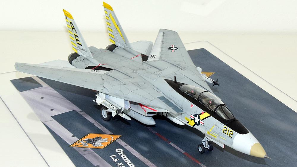 """Grumman F-14A Tomcat """"Ghostriders"""""""