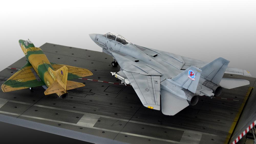 """Grumman F-14A Tomcat """"Top Gun"""""""