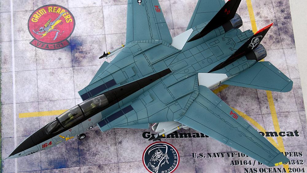 "Grumman F-14D Super Tomcat ""Grim Reapers"""