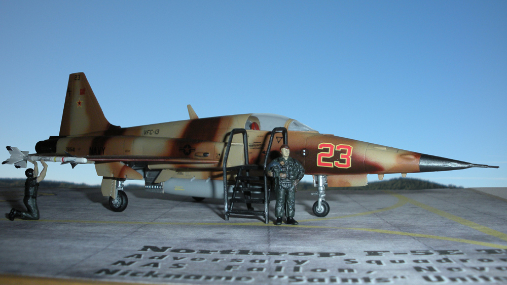 Northdrop F-5E Tiger II