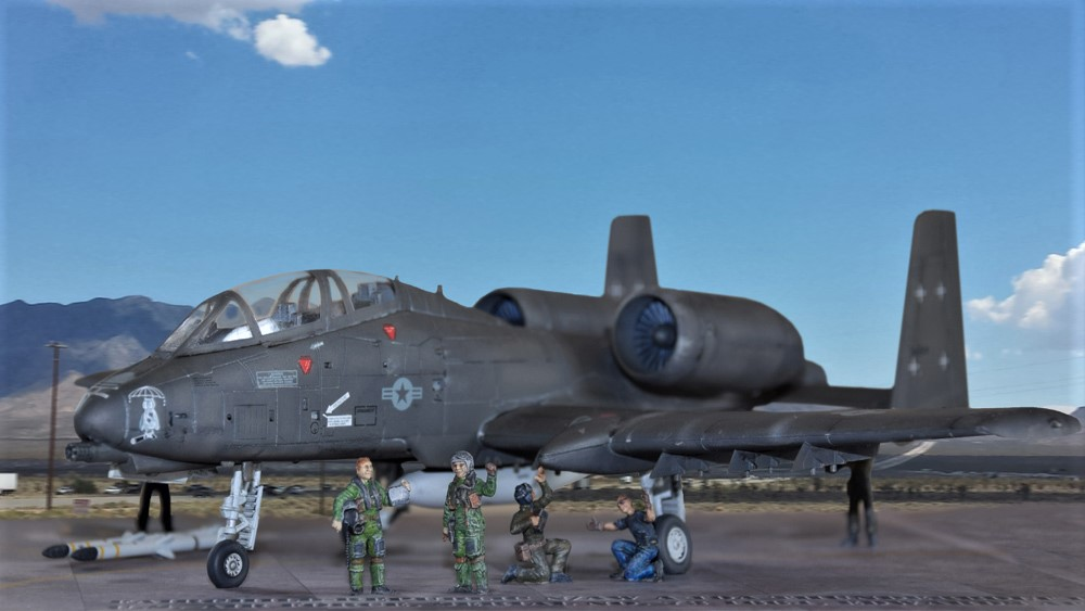 Fairchild-Republic N/AW A-10A THUNDERBOLT II