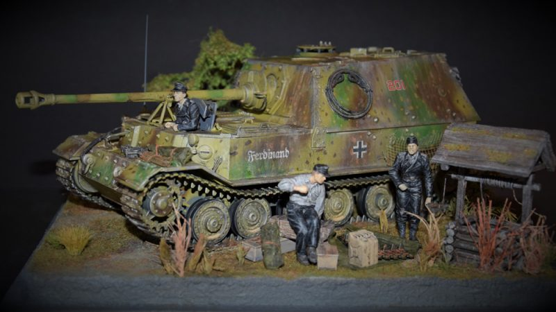 "Sturmgeschütz (StuG Sd.Kfz.184) ""Ferdinand"""