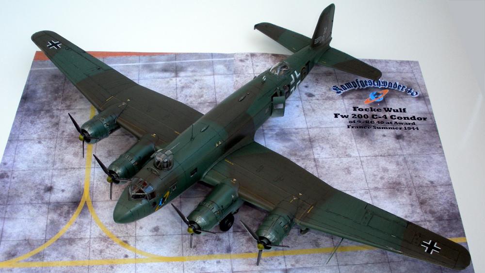 Focke Wulf Fw 200 C-4 Condor
