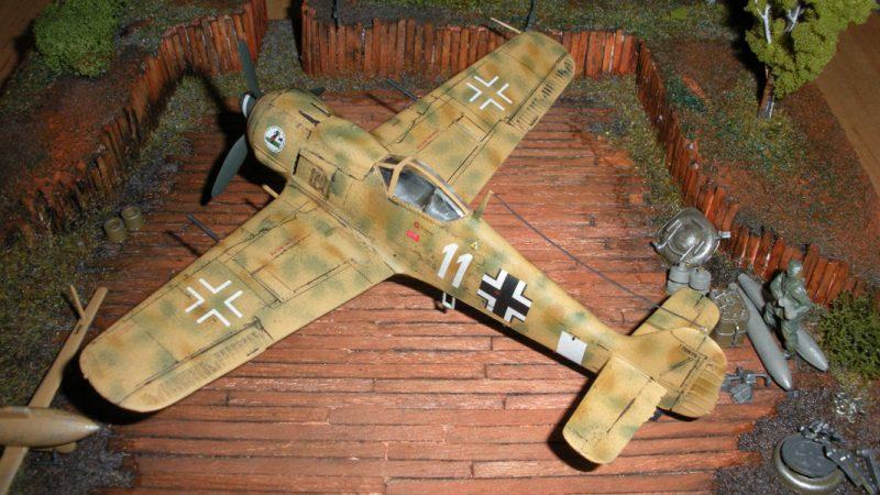 """Focke Wulf Fw 190F-8 & Bv 246 """"Hagelkorn"""""""