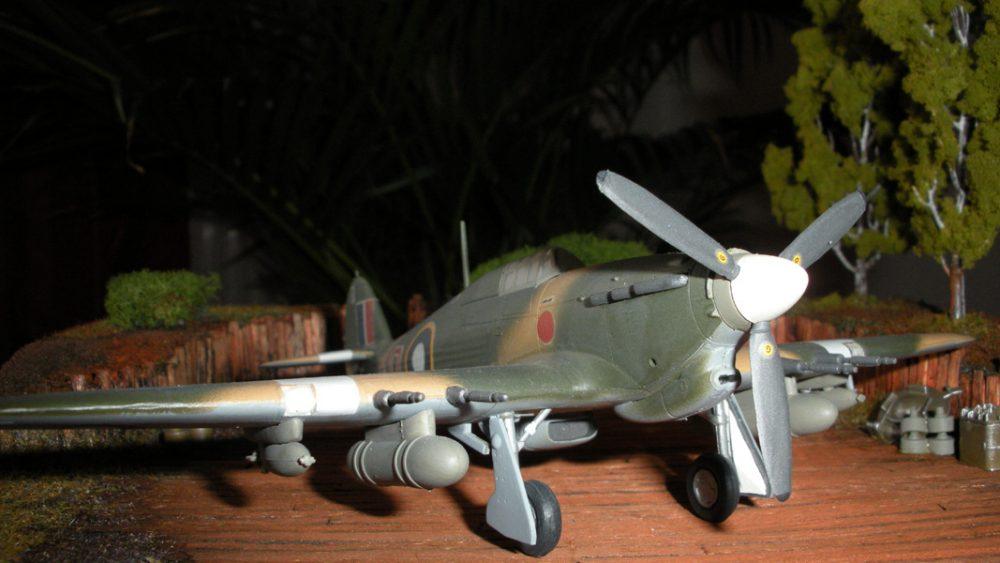 Hawker Hurricane Mkiic Modelgalaxy The World Of Creativity