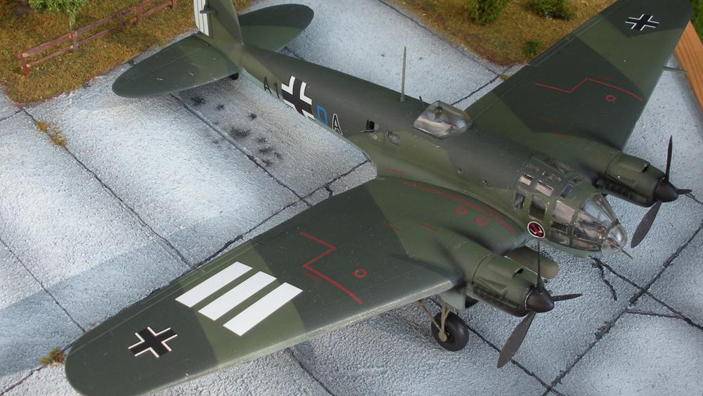 Heinkel He-111 H-3