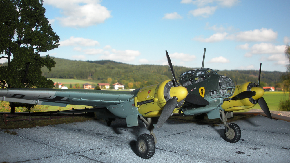 Junkers Ju88 A-4 Bomber