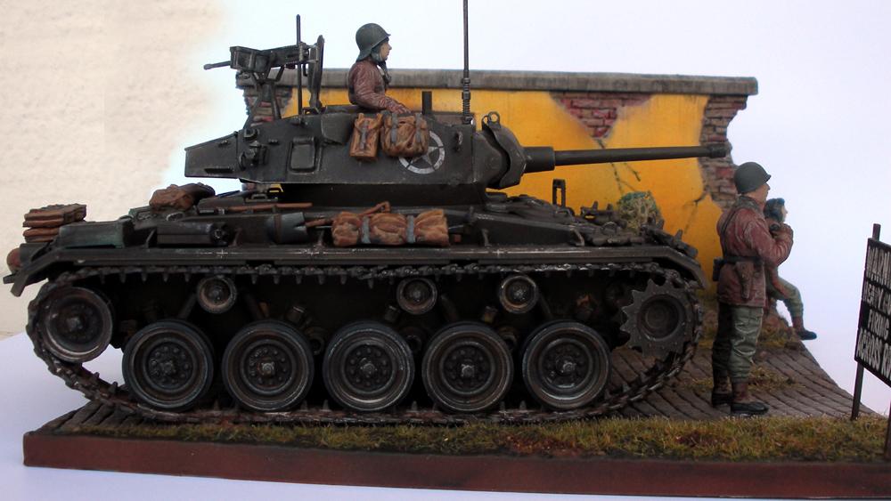 Rheinberg Germany März 1945