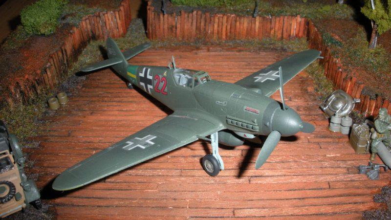 Messerschmitt Bf109-G-10