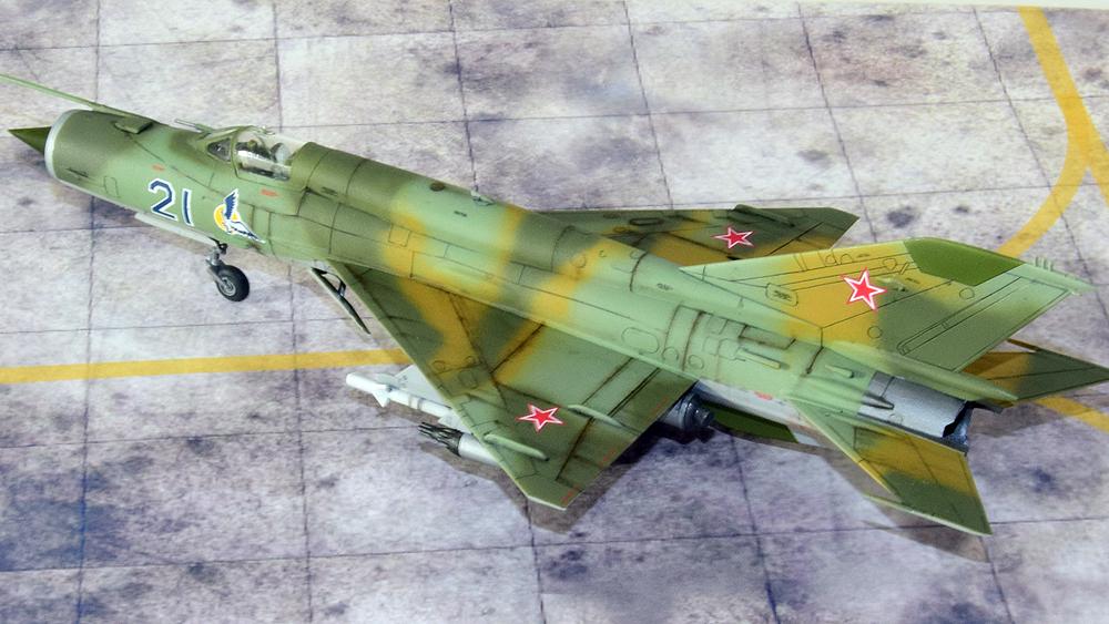 """Mikoyan MiG-21Bis """"Fishbed-L"""""""