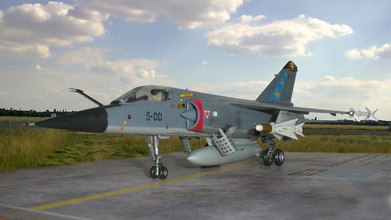 Dassault Mirage F1-C
