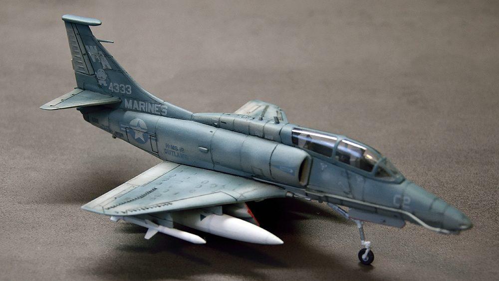 OA – 4M Skyhawk II