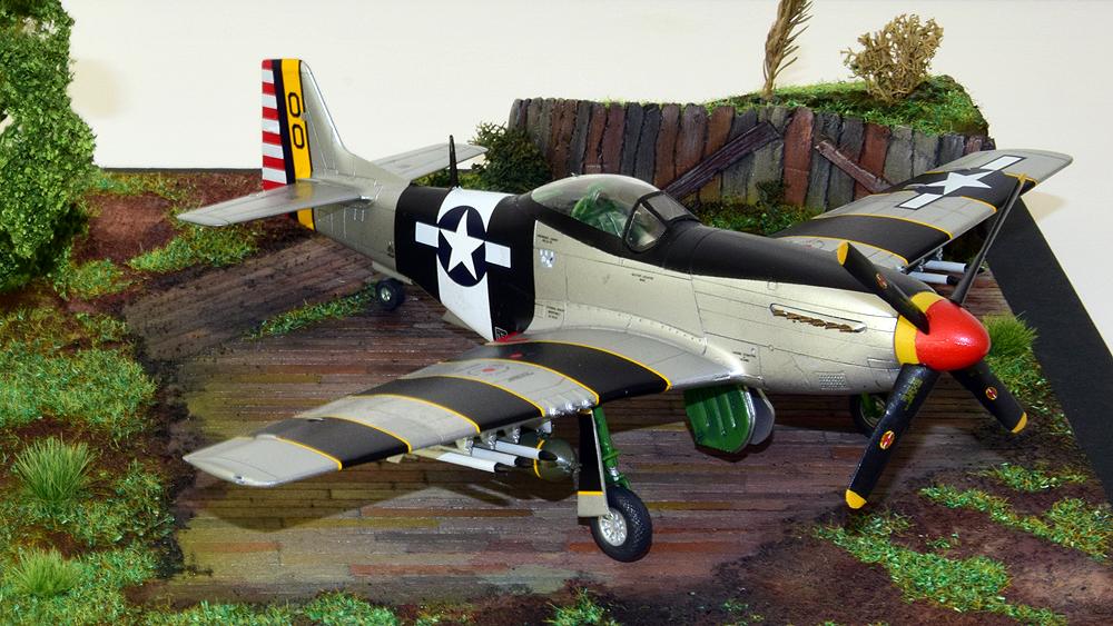 "P-51 D/K Mustang ""Pacific Aces"""