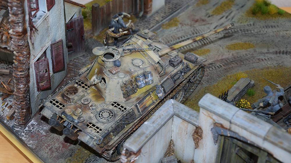 """Panzerkampfwagen PZ.KPFW. V """"Panther"""""""