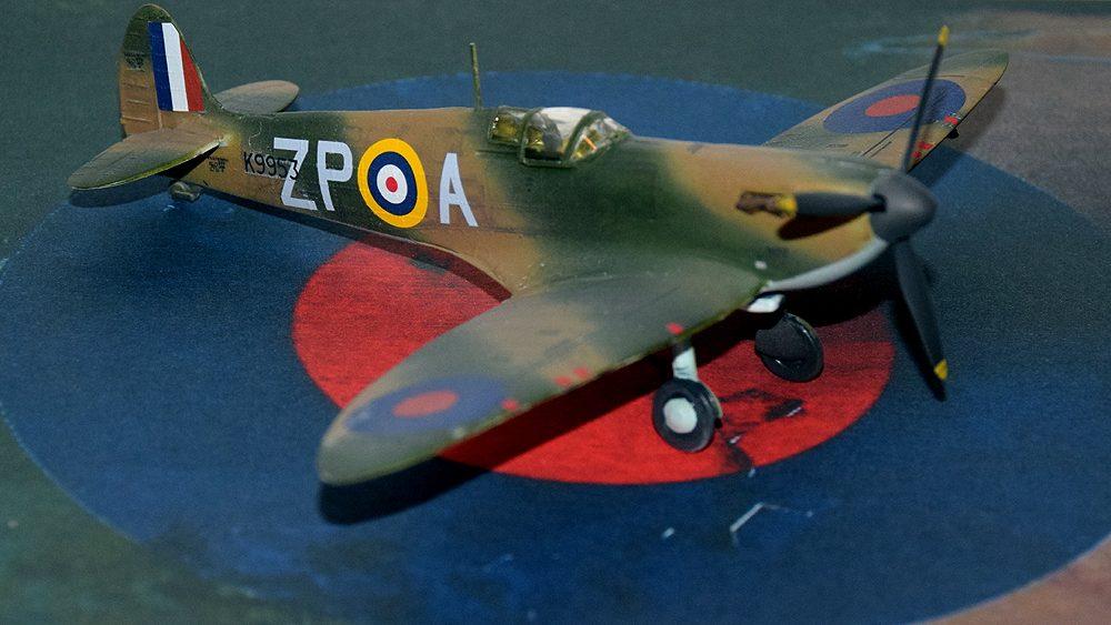 Supermarine Spitfire Mk 1A