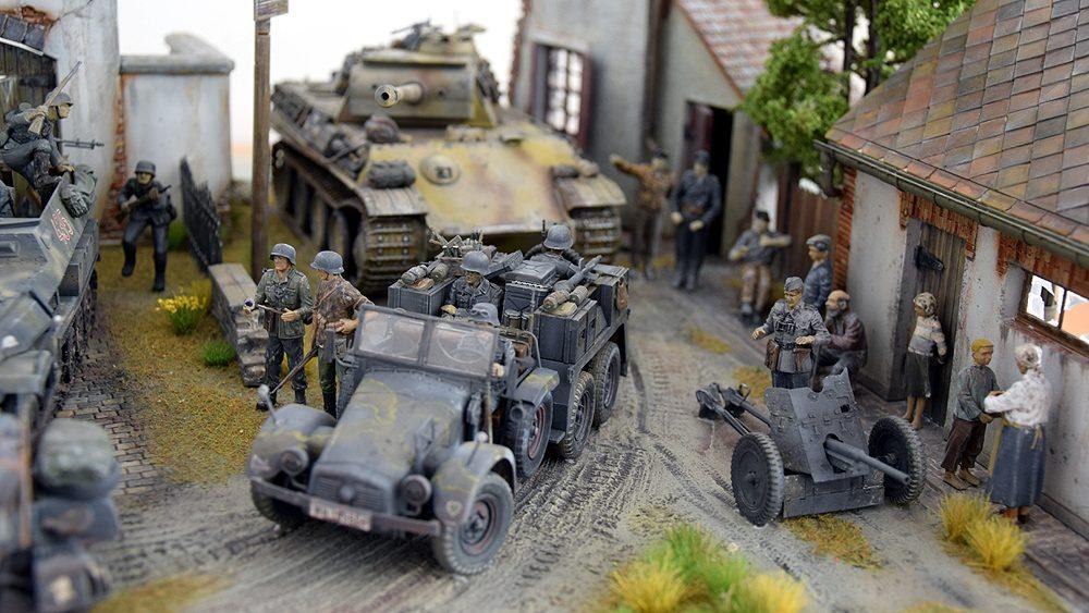 """Rückzug im Osten """"Ostfront 1943"""""""