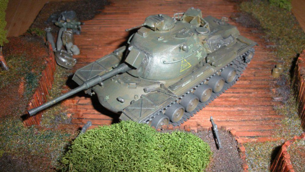 Kampfpanzer M48 A2C(Patton II)