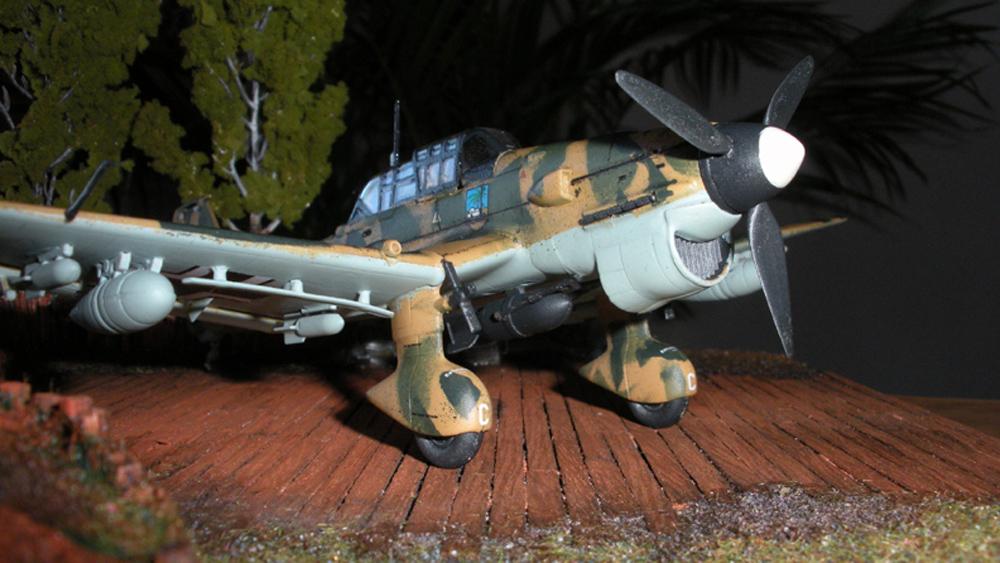 Junkers Ju 87 B2/R2 'Stuka'