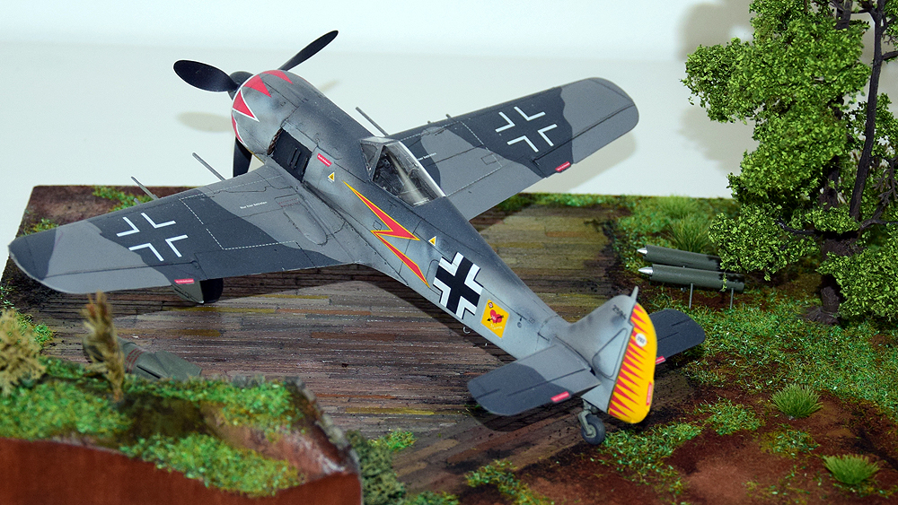 "Focke Wulf FW 190 A-5 ""German Aces"""