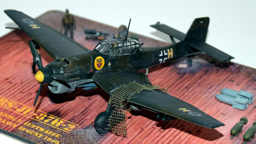Junkers Ju-87 Stuka B2
