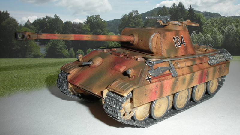 PzKpfw V PANTHER Ausf.D/Ausf.A