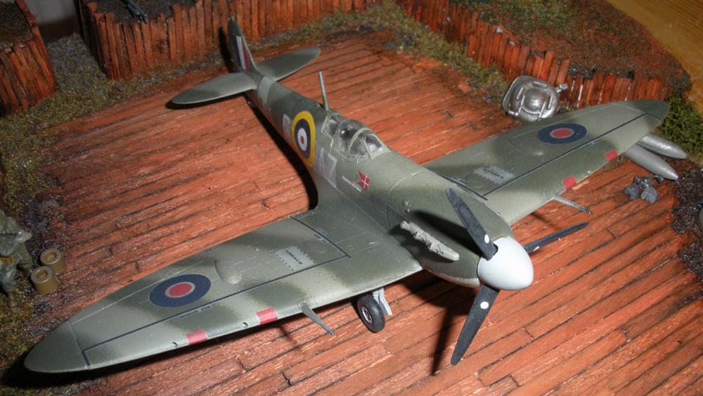 Vickers Supermarine Spitfire Mk.V.B